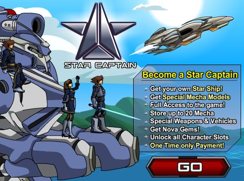 Become a Star Captain