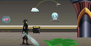 Mech Quest - Play space games online in our free sci-fi