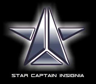 Star Captain Insignia