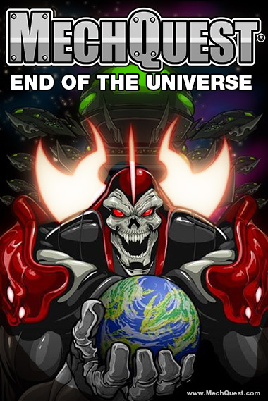 End of the Universe