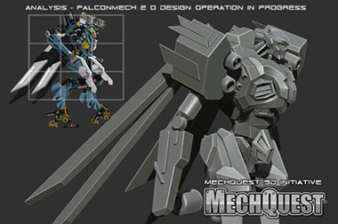 MechQuest 3D